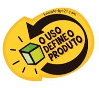 Livro ágil - o uso define o produto - adesivo K21